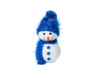 Comment réaliser des bonhommes de neige avec des chaussettes ?