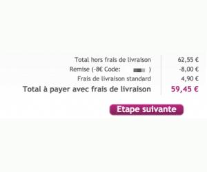 Code reduction minceur discount promo frais de port - Code promo vente privee frais de port ...