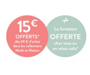 code reduction cyrillus promo frais de port offert et promotion valide. Black Bedroom Furniture Sets. Home Design Ideas