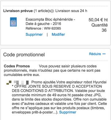 Code reduc blancheporte frais de port offert concour s curit sociale marseille - Code reduc cdiscount frais de port gratuit ...