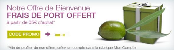 Code promo oliviers co frais de port gratuit d s 35 0 d - Code promo vente privee frais de port ...