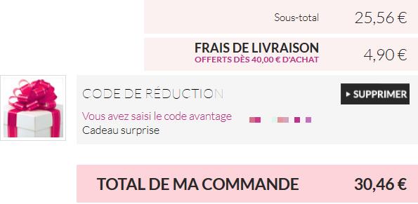 Code reduction fran oise saget promo frais de port - Code promo brandalley frais de port offert ...