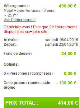 code reduction cing and co promo frais de port
