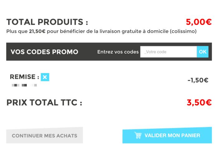 Code reduction idaca6 promo frais de port offert et - Code promo cdiscount frais de port offert 2015 ...