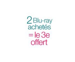 Un Blu-Ray offert