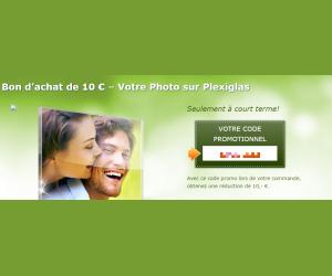 code reduction photo sur plexiglas bon plan et frais de port gratuit