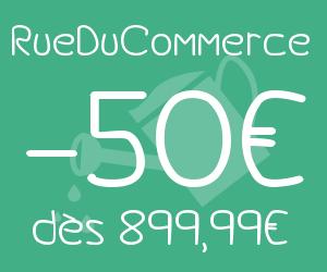 50€ de remise !