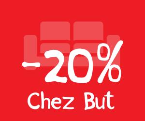 20% de remise sur votre commande