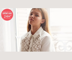 Code promo -30% chez PAUL & JOE SISTER