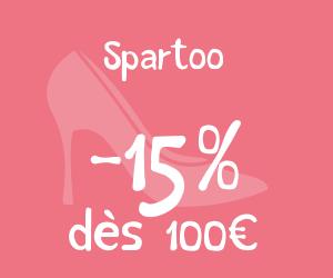 -15% de remise pour 100€
