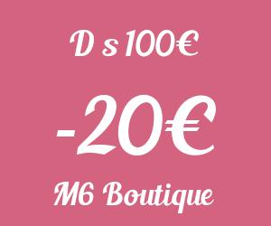 20€ de remise