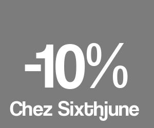 Code reduction sixthjune bon plan et frais de port gratuit - Code reduc brandalley frais de port gratuit ...
