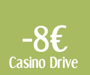 Code reduc casino drive 8