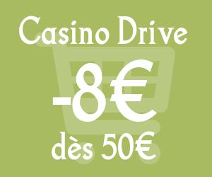 casino drive promo code
