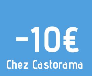 Code promo castorama bon plan et fdp gratuit for Castorama 15 aout