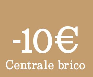 code reduction centrale brico 4 codes promos. Black Bedroom Furniture Sets. Home Design Ideas