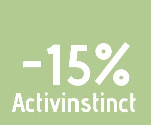 Coupon reduction activinstinct