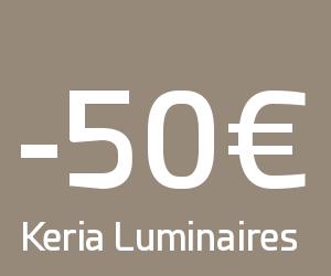 code reduction keria luminaires promo frais de port offert et promotion valide. Black Bedroom Furniture Sets. Home Design Ideas