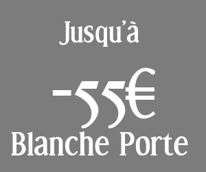 Code promo blanche porte 4 bons plans en octobre 2016 - Blanche porte code reduction ...