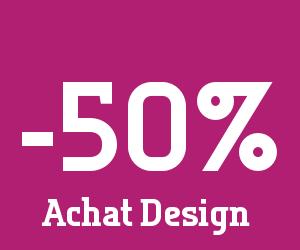 Code reduction bon plan et frais de port for Achat design
