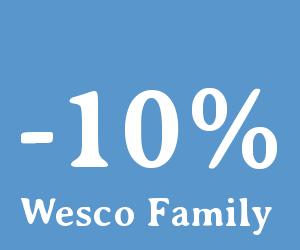 Code promo wesco family frais de port gratuit d s 49 de - Code reduc cdiscount frais de port gratuit ...