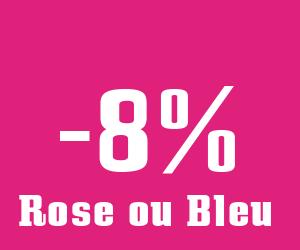code promo rose ou bleu bon plan et fdp gratuit