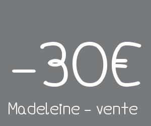 Code promo madeleine vente une bourse en cuir offerte - Code reduc vente unique ...