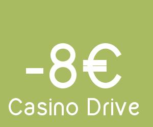 code de reduction casino drive