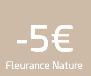 Code Reduc Fleurance Nature