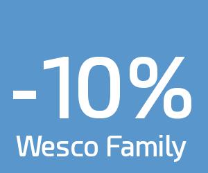 Code promo wesco family frais de port gratuit d s 49 de - Code reduction la redoute port gratuit ...