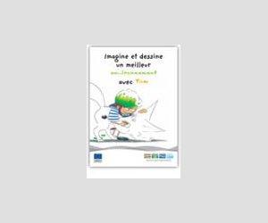 Livre gratuit Imagine et dessine un meilleur environnement avec Tom