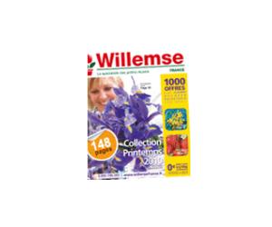 Catalogue Willemse gratuit