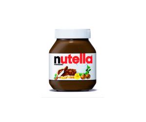 Etiquettes Nutella personnalisées