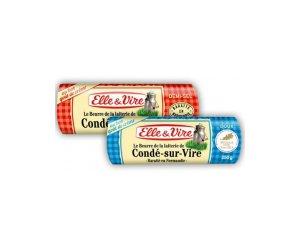 Echantillon : Bon de réduction beurre Elle et Vire