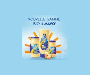 Echantillon : Bon de réduction mayonnaise Isio 4