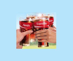 Echantillon : Bon de réduction Coca Cola