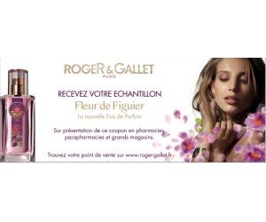 Echantillon gratuit : Fleur de Figuier Roger & Gallet