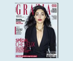 Echantillon gratuit : Magazine Grazia !