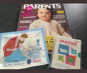 Echantillon gratuit : Cadeaux magazine Parents