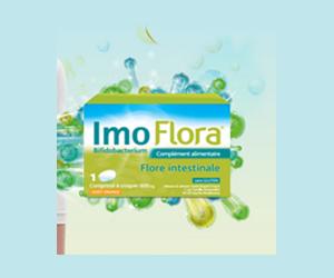 Echantillon gratuit : Complément alimentaire ImoFlora