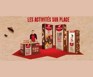 Echantillon gratuit : dégustation Côte d'Or + concours