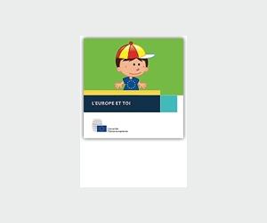 Echantillon gratuit : Livret de jeux sur l'Europe