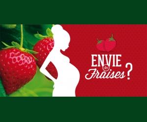 Echantillon gratuit : 2 kgs de fraises