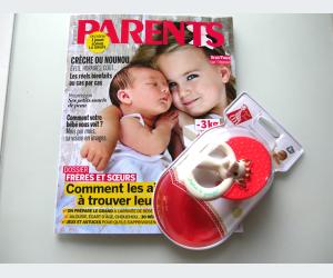 Cadeau gratuit : Un jouet Sophie La Girafe offert