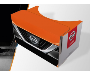 Lunettes Cardboard 360°