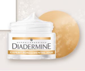 Echantillon gratuit : crème diadermine