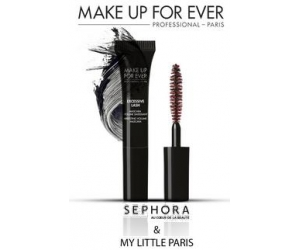 Echantillon gratuit : Sephora et MAKE UP FOR EVER