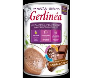 Shaker Minceur de Gerlinéa : Echantillons