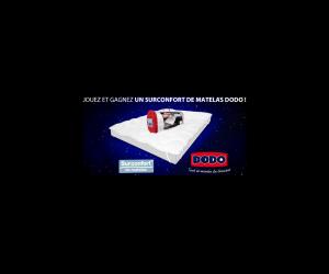 Nt1 un surconfort de matelas dodo jeux concours - Surconfort de matelas dodo ...