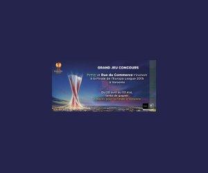 Rue du commerce : places pour la finale de l'EuropaLeague